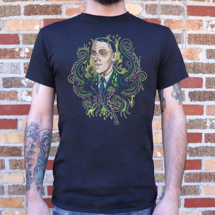Lovecraft Graphic