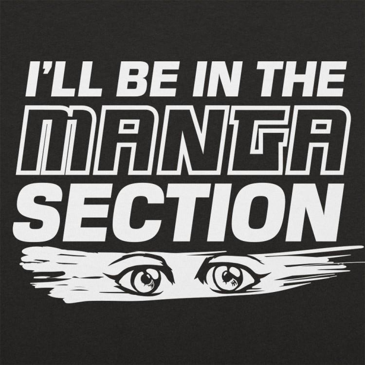 Manga Section