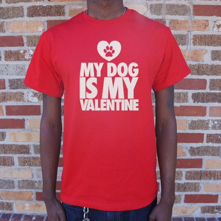 My Dog Is My Valentine