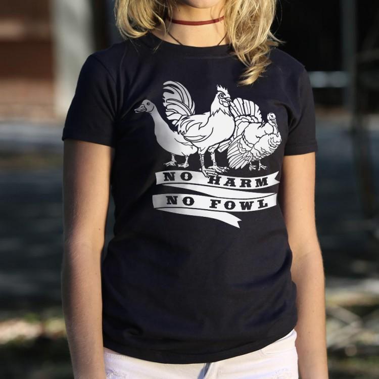 No Harm No Fowl