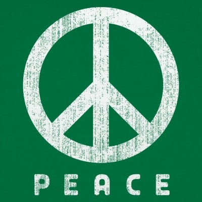 Peace Sign T Shirt 6 Dollar Shirts