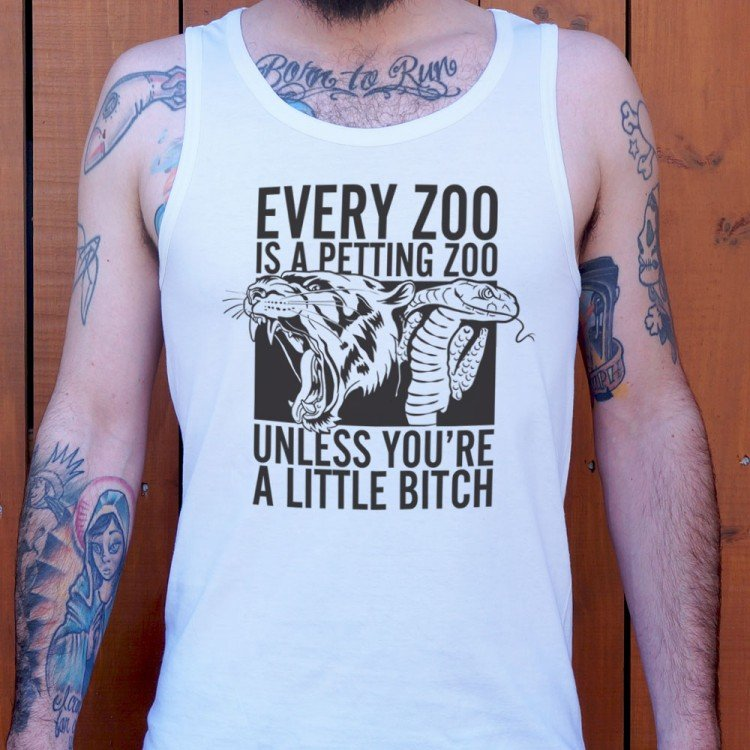 Every Zoo Petting Zoo