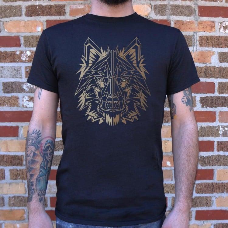 a9eb9e18 Polygon Wolf T-Shirt | 6 Dollar Shirts