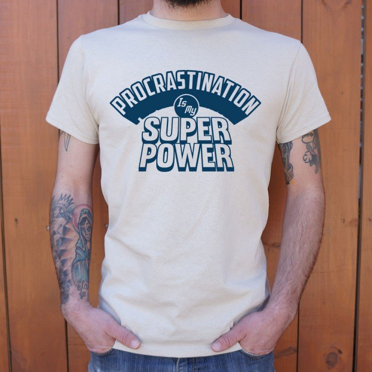 Procrastination Superpowers