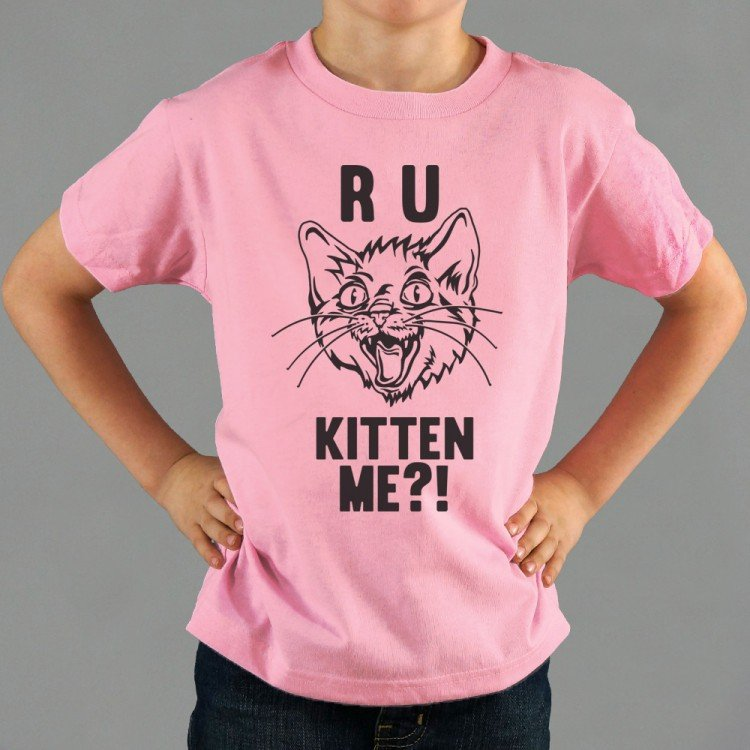 R U Kitten Me?