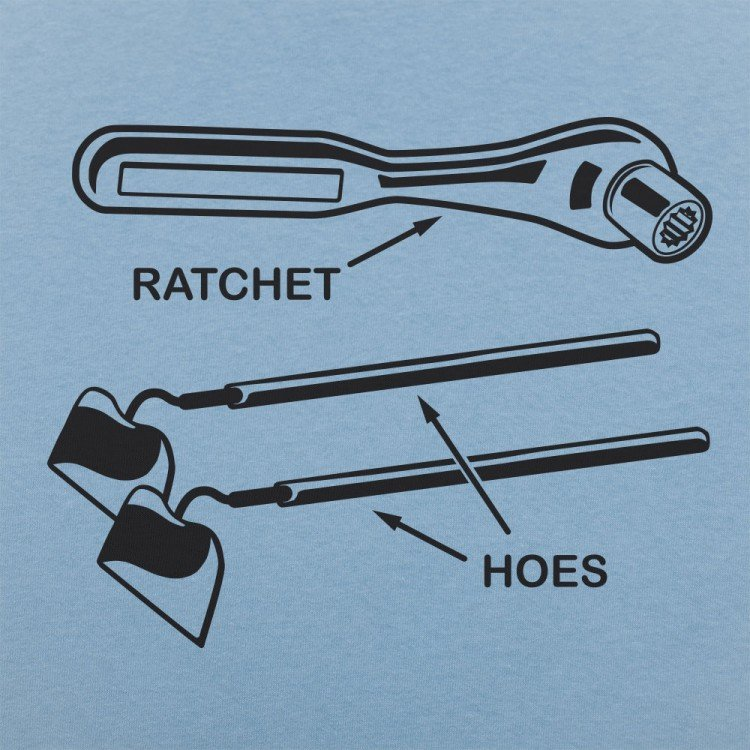 Ratchet Hoes