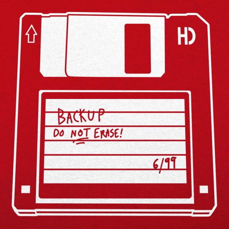 Retro Floppy Disk