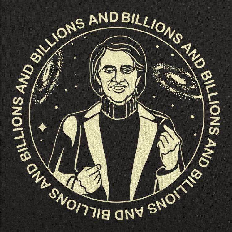 Sagan Billions