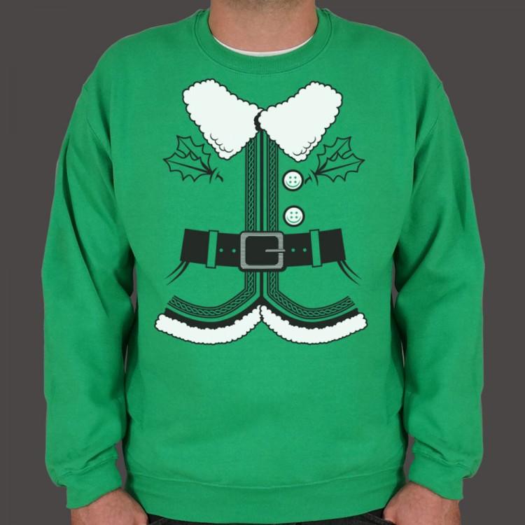 Santa's Elf Costume