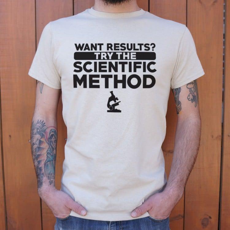Try The Scientific Method