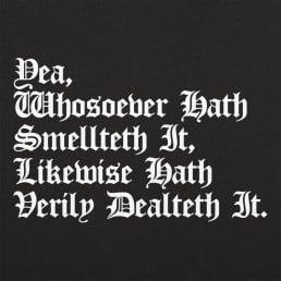 Smellteth Dealteth