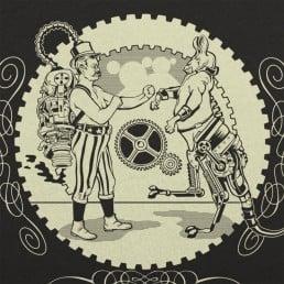 Steampunk Boxing