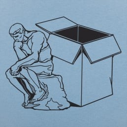Thinker Outside The Box