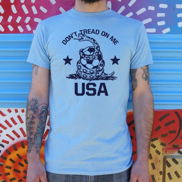 USA Soccer Snake