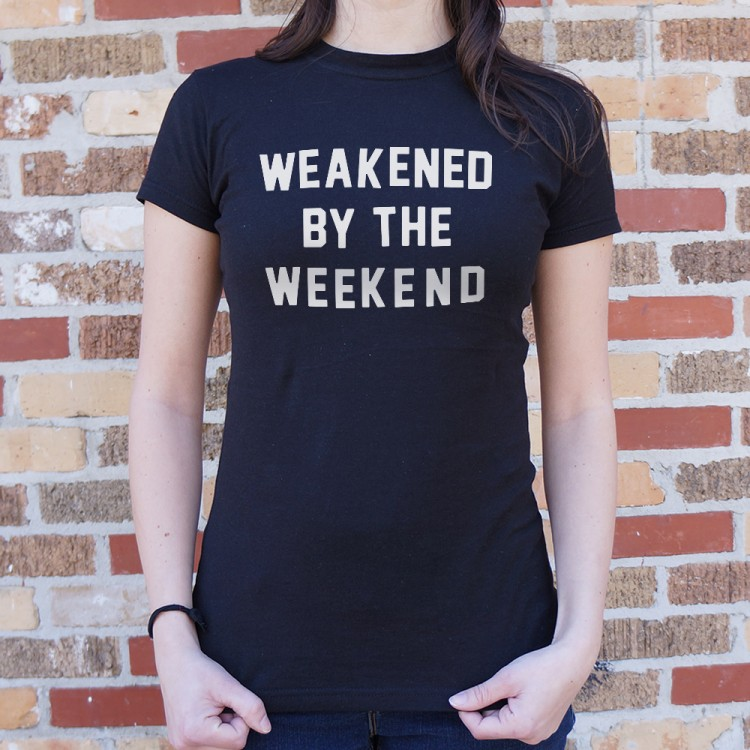 Weakened By Weekend