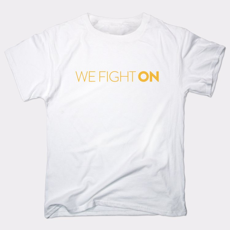 We Fight On