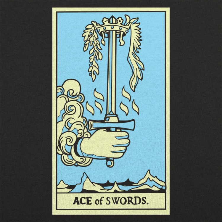 Tarot Ace Of Swords