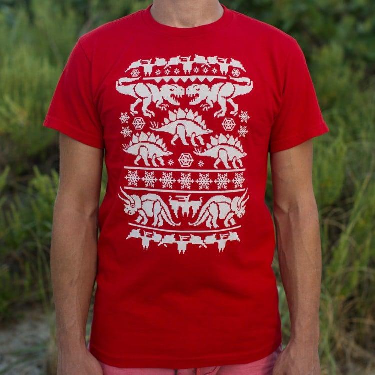 Ugly Dinosaur Sweater T-Shirt | 6 Dollar Shirts