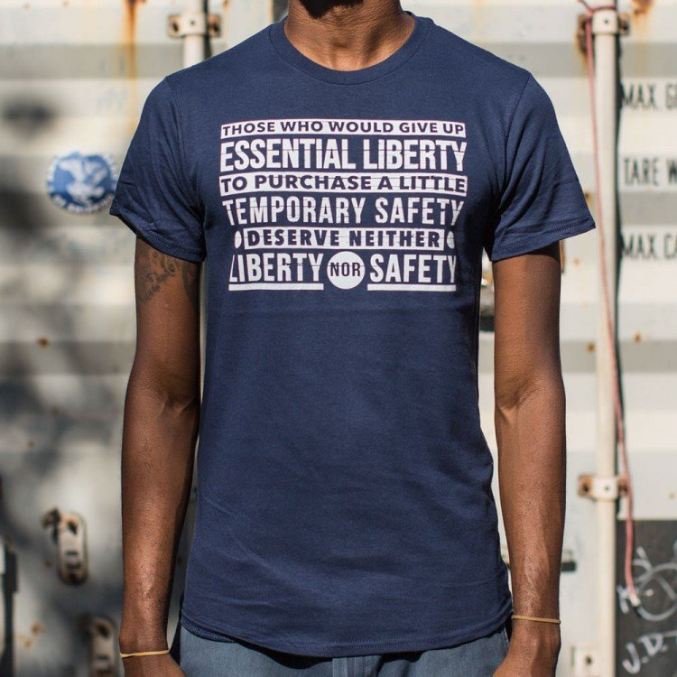 Liberty Versus Safety