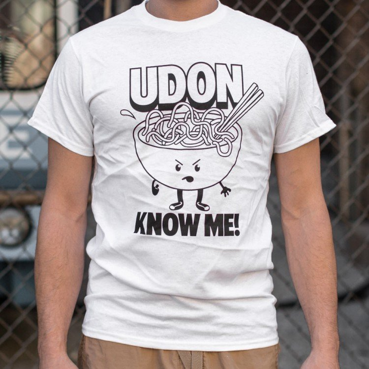 Udon Know Me