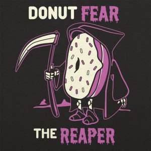 Donut Fear The Reaper