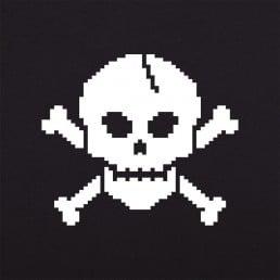 8-Bit Skull