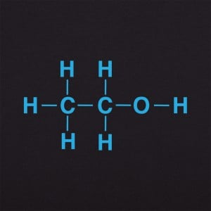 Amazing Alcohol Molecule