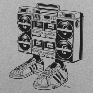 Boom Box Eighties
