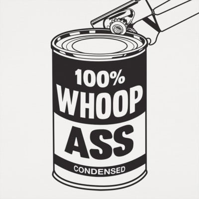 Can of whoop ass patch strange ways