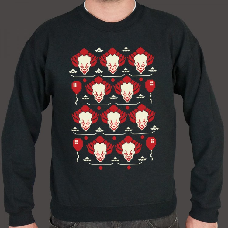 Ugly Clown Sweater