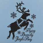 Flying Branchy Jingle Pony