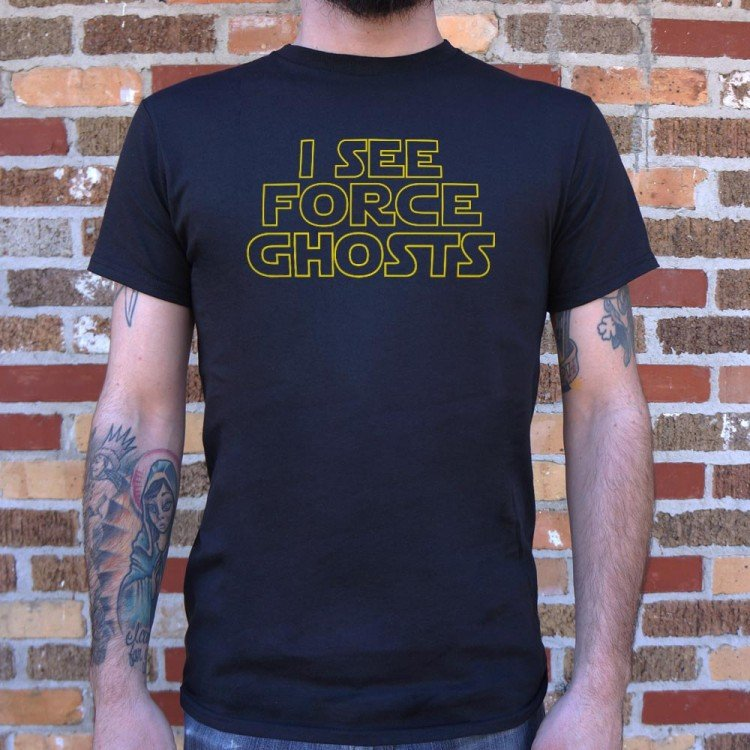 Force Ghosts