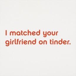 Tinder Girlfriend