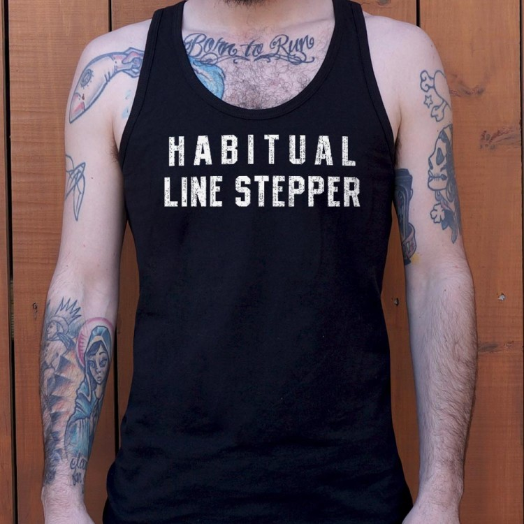 Habitual Line Stepper