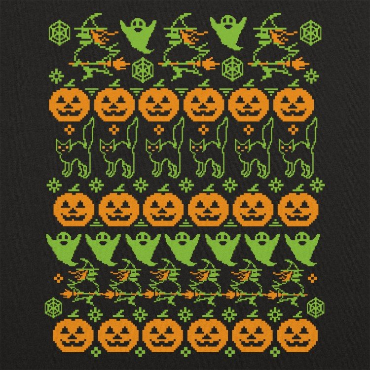 Ugly Halloween Sweater