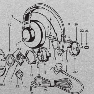 Headphone Anatomy
