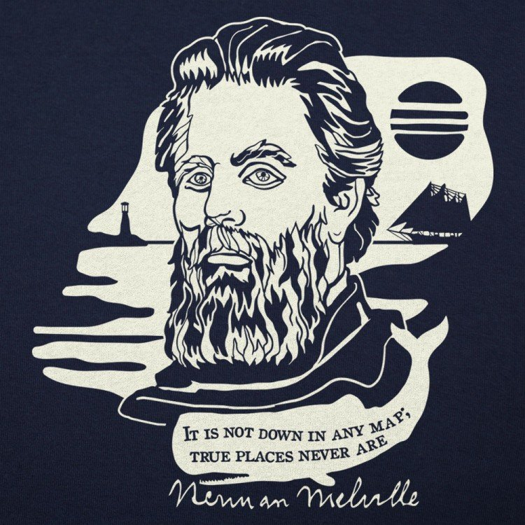 Melville Quote