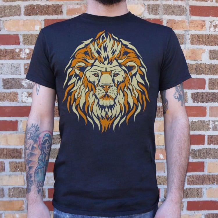 Lion Spirit T Shirt 6 Dollar Shirts