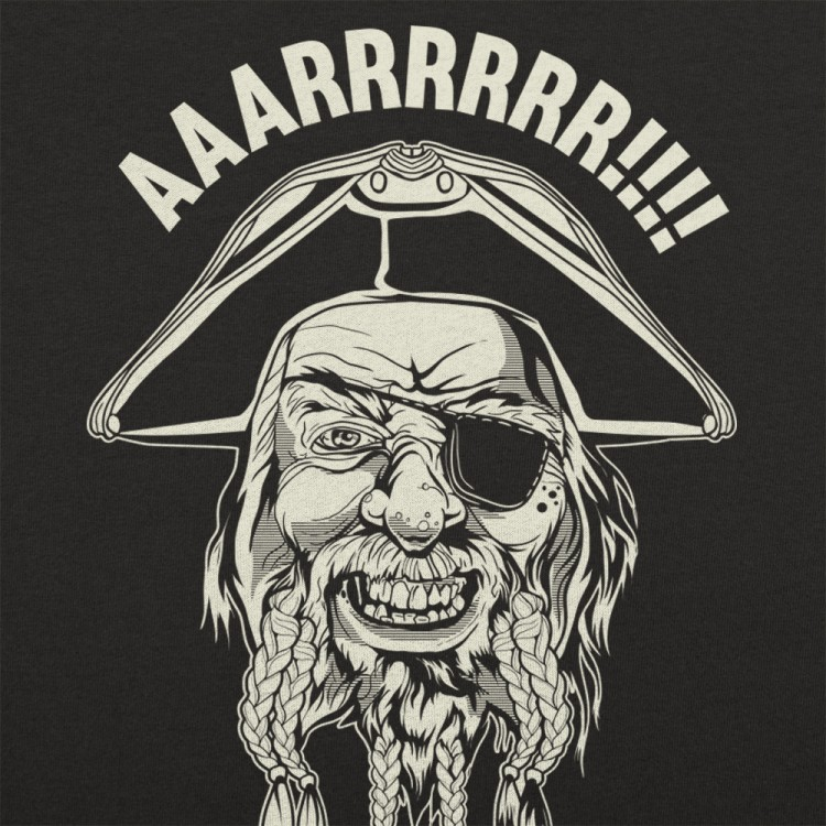 Pirate Enthusiasm