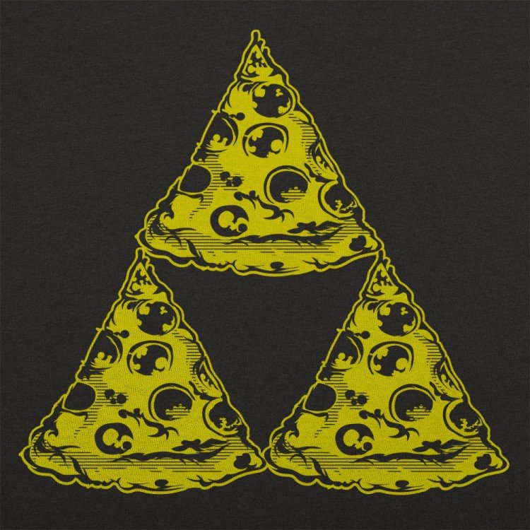 Pizza Triforce