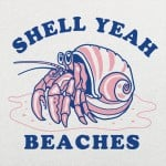 Shell Yeah Beaches