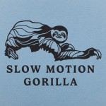 Slow Motion Gorilla