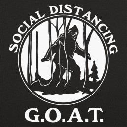 Social Distancing G.O.A.T.