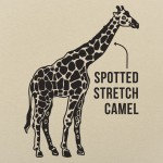Spotted Stretch Camel
