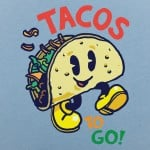 Tacos To Go Graphic