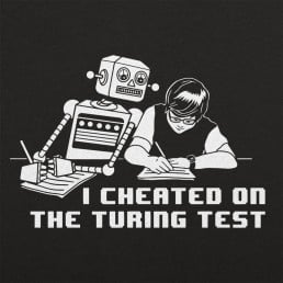 I Cheated On The Turing Test