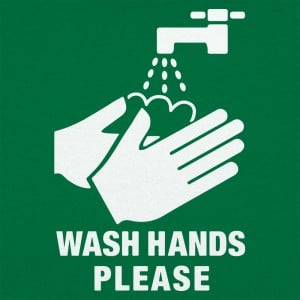 Wash Hands Please