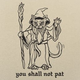 You Shall Not Pat