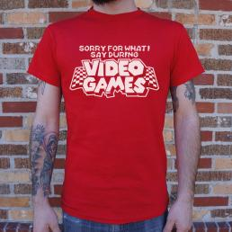 Sorry Video Games