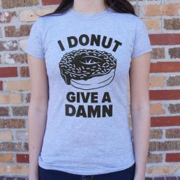 Donut Give a Damn